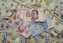 el par de divisas usdmxn